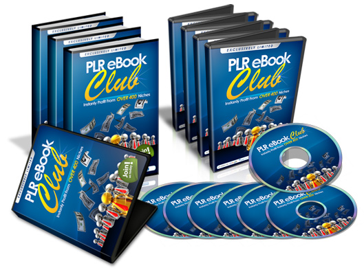 PLR eBook Club