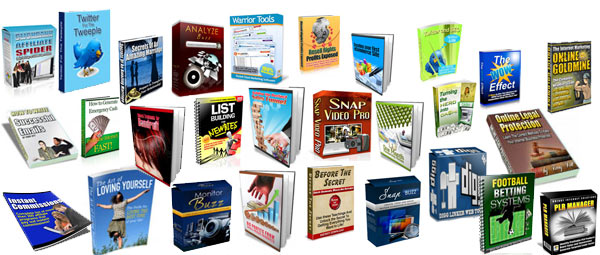 Instantly Profit from Private Label Rights Products In Over 400 Niches!