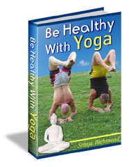 BeHealthyWithYoga cover